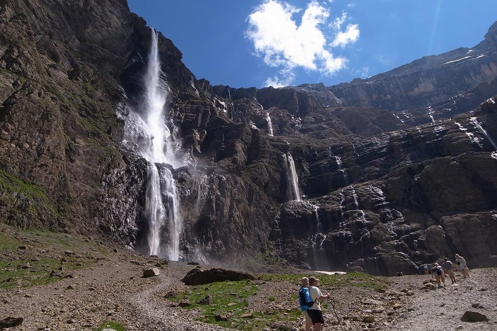 ガヴァルニーの滝