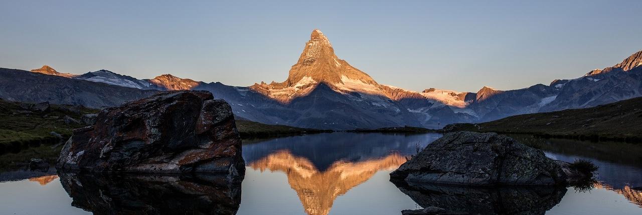 Matterhorn from Stellisee