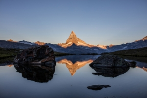 Matterhorn from Stellisee