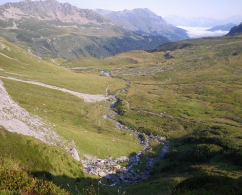 La Gorge
