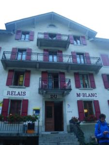 Relais Du Mt.Blanc, Trient ルレ・ドゥ・モンブラン、トリアン