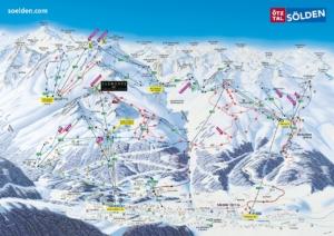 ゼルデンのスキーマップ