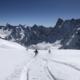 ヴァレブランシュ氷河