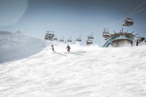 ホッホグルグル、スキーイメージ