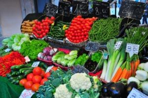 リアルト(ヴェネチア)の市場