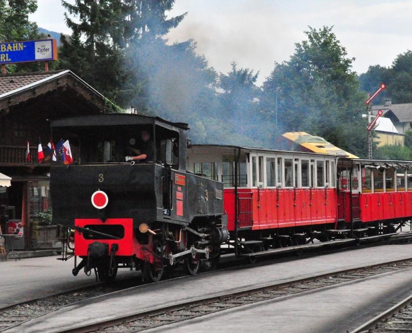 アーヘンゼー登山鉄道