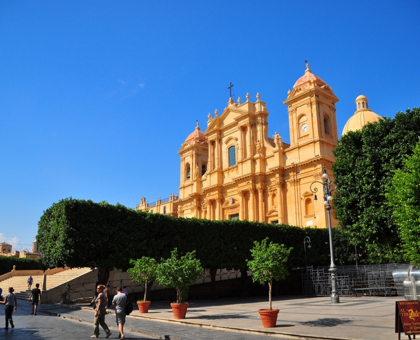ノートの大聖堂、シチリア