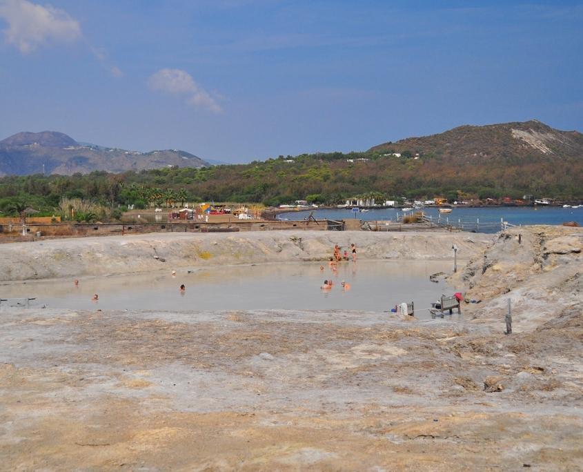 ヴルカノ島、エオリア諸島