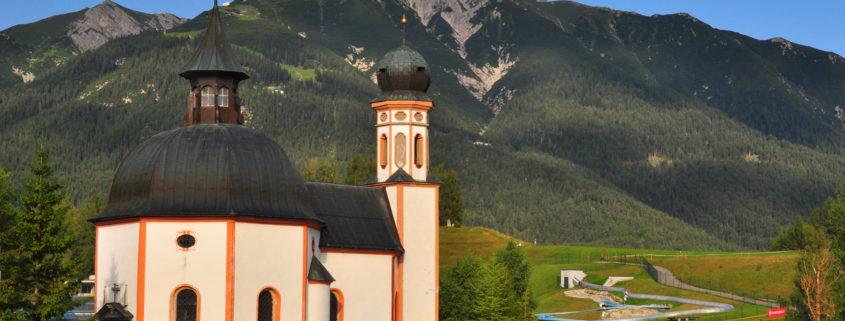 ゼーキルヒルとゼーフェルト3山