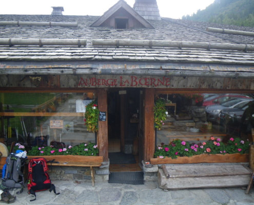 ボエルン小屋 Auberge la Boerne