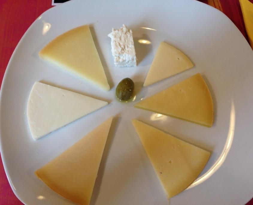 パグ島チーズテイスティング