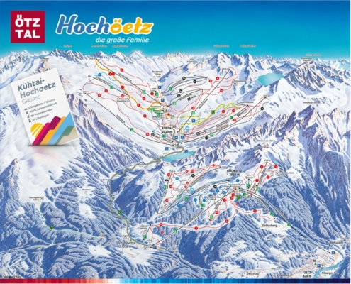 ホッホエッツ~キュータイのスキーマップ