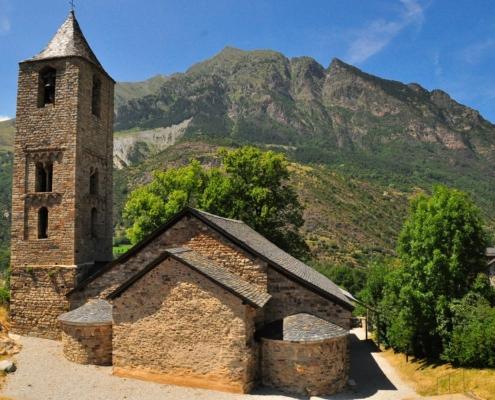 サン・ホアン教会、ボイ渓谷