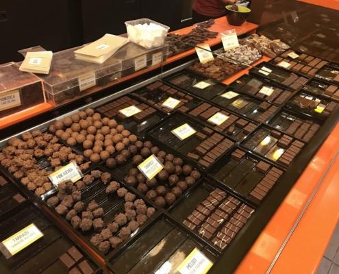 チョコレート・ショップ、バイヨンヌ