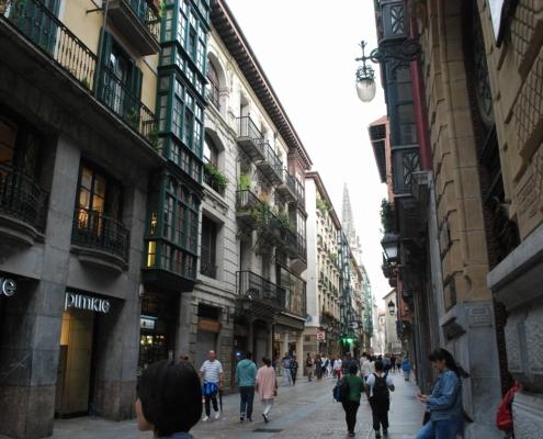 ビルバオ、スペイン・バスク