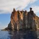 ストロンボリ島、エオリア諸島