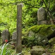 山寺・ 宝珠山立石寺(せみ塚)
