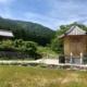 橋本院_瞑想の庭_葛城の道