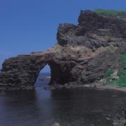 国賀海岸(通天橋)_西ノ島町_隠岐の島