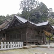 玉若酢神社_隠岐の島
