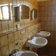 オルペラー小屋の洗面所