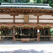 夜支布山口神社