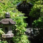 円成寺の護摩堂