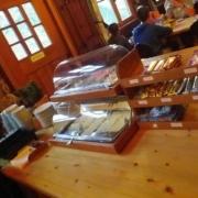 ベルリナー小屋の朝食