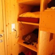 オルペラー小屋の室内