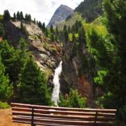 ロートムース滝