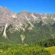 カルクコーゲルの岩峰