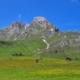 プティア山(2875m)